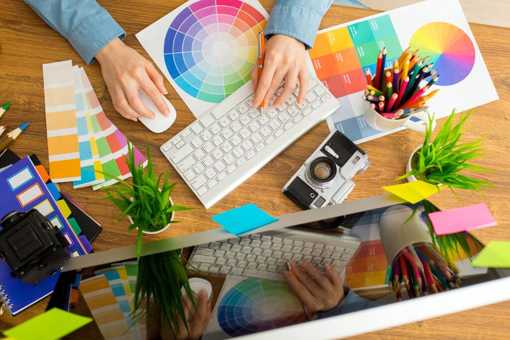 WEBデザイナーとはどんな職業?仕事内容や必要なスキル、デザイナー向きの性格などをご紹介